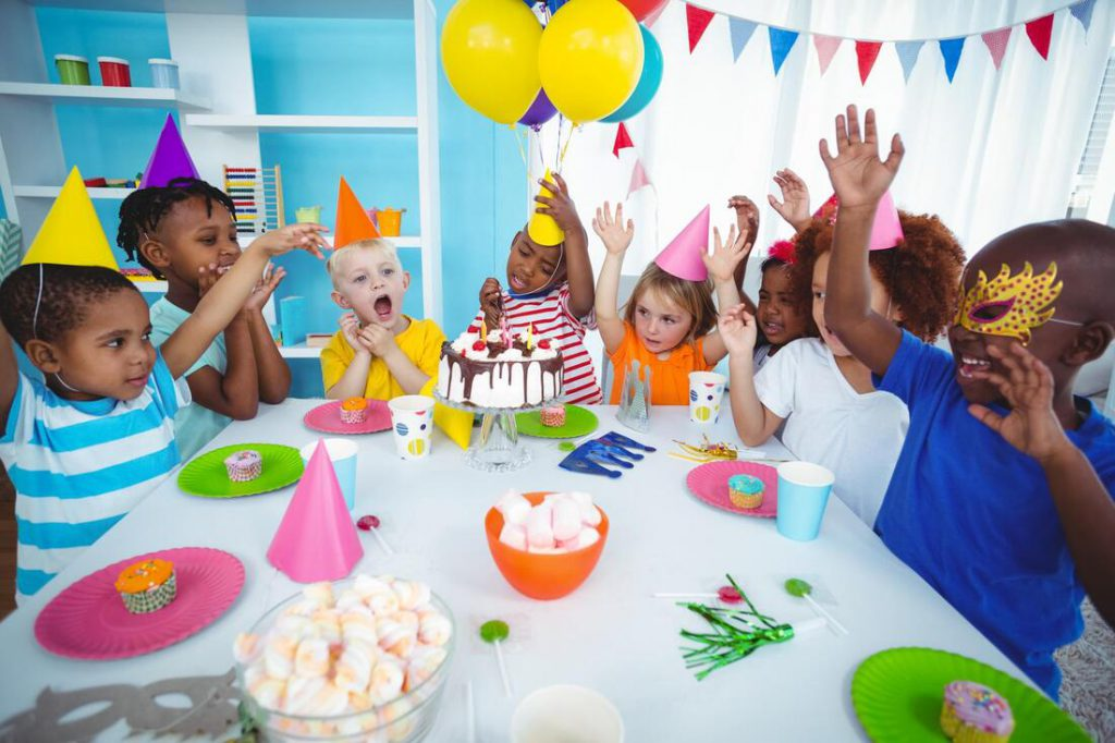 Birthday Party Rental Services